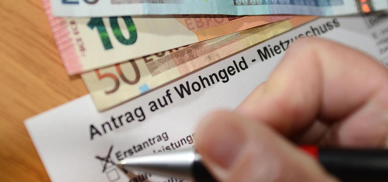 Schwerin: Wohngeld wegen Corona deutlich stärker gefragt