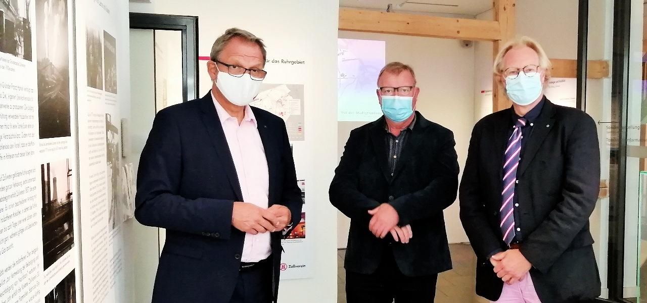 Wismar: Sonderausstellung im Welt-Erbe-Haus ist eröffnet