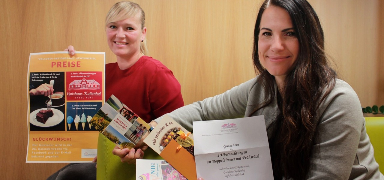 Urlauber-Quiz: Die Preise gehen nach Thüringen, Bayern und Niedersachsen