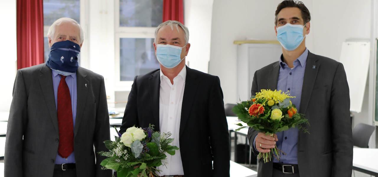 Wismar: Hochschulrat startet in neue Amtszeit – Konstituierende Sitzung unter Corona-Bedingungen