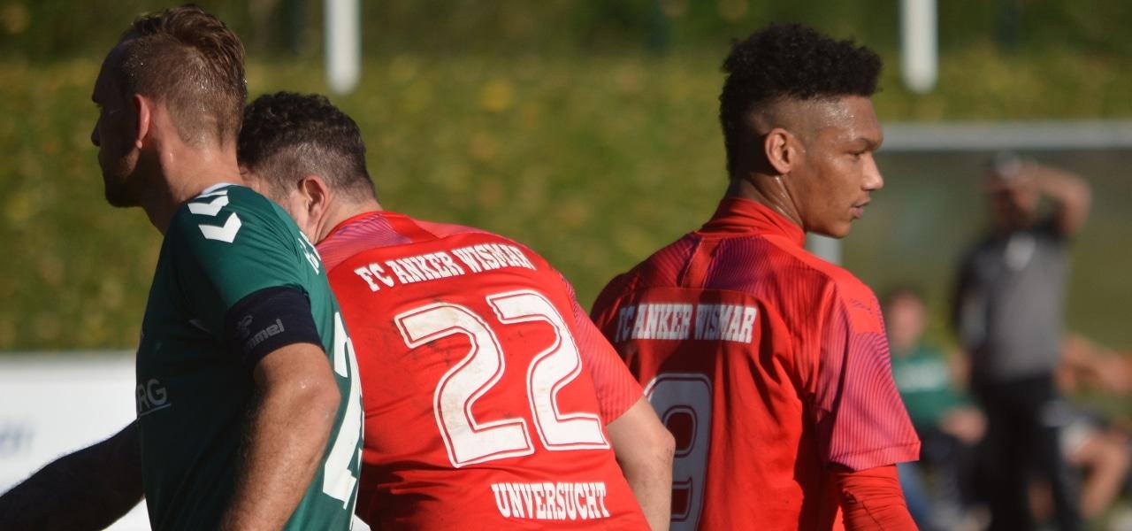 Wismar: FC Anker siegt vor heimischer Kulisse im Spitzenspiel