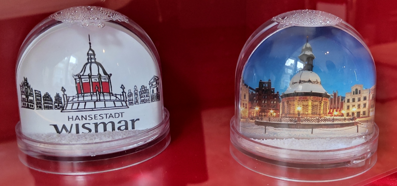 Jetzt schon an Weihnachten denken: Der neue Onlineshop der Tourist-Info Wismar