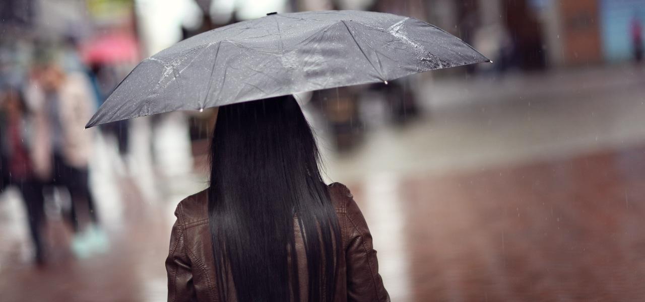 Keine guten Aussichten: Schmuddelwetter am Wochenende erwartet